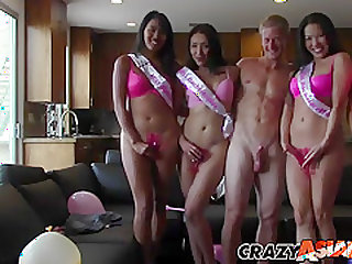 Kalina, in All hands on dick - CrazyAsianGfs