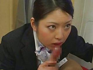 Tekoki Airline 2 Video 18