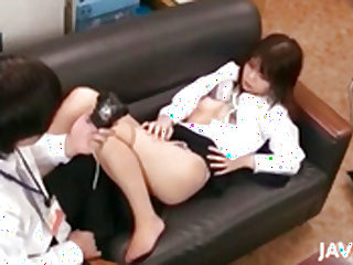 Horny Japanese Babe Fucked Video 79