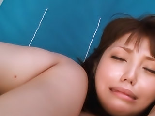 Two Guys Fuck Yuna Takizawas Teacher Pussy With Sex Toys