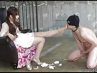 MLDO-137 Exclusive slaves worship Mistress EMIRU