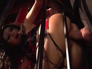 Horny pornstar Asa Akira in hottest asian, tattoos adult video