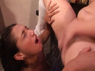 Horny pornstar Vicki Chase in crazy lesbian, blowjob adult video