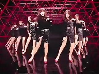 hot Korean girls dance softcore