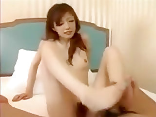 Best Homemade movie with Asian, Skinny scenes