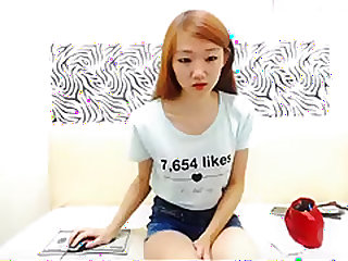 jieun non-professional record 07/01/15 on nineteen:27 from MyFreecams